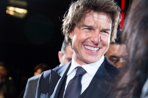 Tom Cruise - Creative Commons